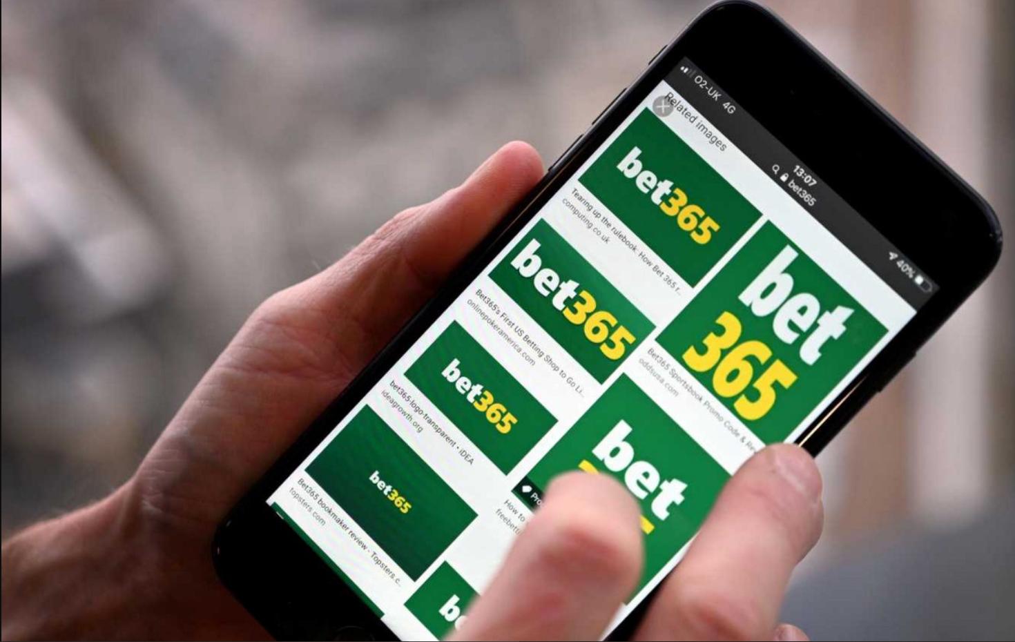 Bet365 բջջային հավելված-ի հետ խաղադրույքներն ամենուր հասանելի են
